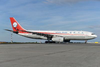 Sichuan Airlines Airbus A330-243 B-6517 (msn 1138) PRG (Ton Jochems)