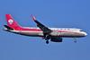Sichuan Airlines Airbus A320-232 WL B-1661 (msn 6421) BKK (Ken Petersen). Image: 933403.