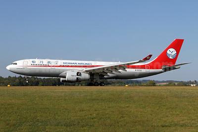 Sichuan Airlines Airbus A330-243 B-8332 (msn 1662) ZRH (Andi Hiltl). Image: 943185.