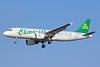 Spring Airlines (China-sss.com) Airbus A320-214 B-6645 (msn 4168) SHA (Yuji Wang). Image: 913695.