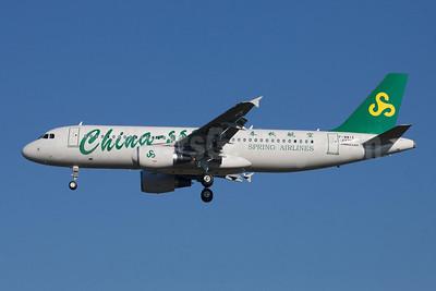 Spring Airlines (China-sss.com) Airbus A320-214 F-WWIE (B-6863) (msn 4978) TLS (Clement Alloing). Image: 907870.