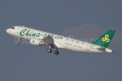Spring Airlines (China-sss.com) Airbus A320-214 F-WWDP (B-6667) (msn 4244) TLS (Clement Alloing). Image: 907678.