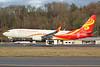 Suparna Airlines Boeing 737-800 WL B-1391 (msn 64845) BFI (Joe G. Walker). Image: 940483.