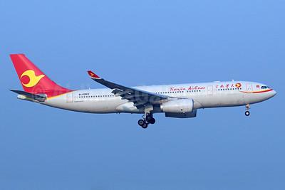 Tianjin Airlines Airbus A330-243 B-8959 (msn 1773) TSN (Michael B. Ing). Image: 939369.