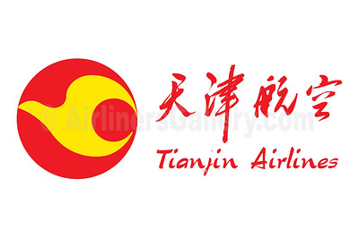 1. Tianjin Airlines logo