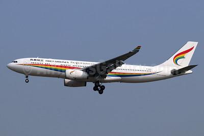 Tibet Airlines Airbus A330-243 B-8950 (msn 1771) PEK (Michael B. Ing). Image: 948212.