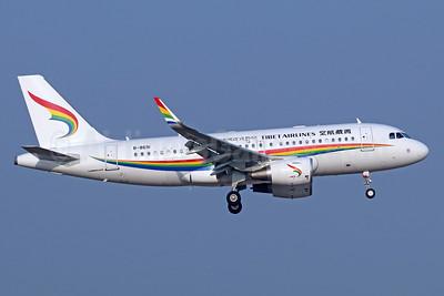 Tibet Airlines Airbus A319-115 WL B-8691 (msn 7708) TSN (Michael B. Ing). Image: 939400.