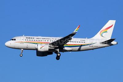 Tibet Airlines Airbus A319-115 WL B-6451 (msn 5855) TSN (Michael B. Ing). Image: 947992.