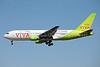 Viva Macau Boeing 767-284 ER B-MAV (msn 24716) SYD (John Adlard). Image: 902834.