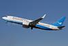 Xiamen Air Boeing 737-85C WL B-5791 (msn 39930) BFI (James Helbock). Image: 913303.