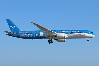 "2018 ""In support of the UN"" special livery"