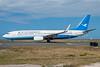 Xiamen Air Boeing 737-85C WL B-5752 (msn 38404) HNL (Ivan K. Nishimura). Image: 913287.