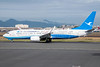 Xiamen Air Boeing 737-85C WL B-5688 (msn 41792) (100th Boeing Aircraft for Xiamen Airlines) HNL (Ivan K. Nishimura). Image: 921072.