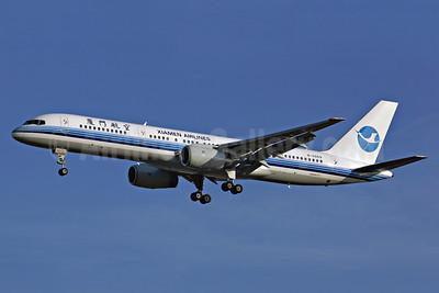Xiamen Airlines Boeing 757-25C B-2869 (msn 32942) PEK (Xiangrui Huang). Image: 911097.