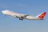 Yangtze River Express Boeing 747-409F B-2436 (msn 30762) LAX (Michael B. Ing). Image: 909432.
