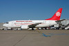 Airzena Georgian Airlines Boeing 737-529 4L-TGA (msn 25218) CDG (Christian Volpati). Image: 901319.
