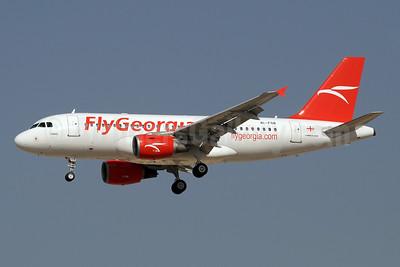 FlyGeorgia (flygeorgia.com) (Georgia) Airbus A319-112 4L-FGB (msn 1429) DXB (Paul Denton). Image: 910568.