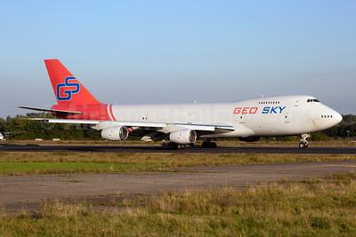 Geo Sky Boeing 747-268B (F) 4L-GEN (msn 23735) MST (Rainer Bexten). Image: 955516.