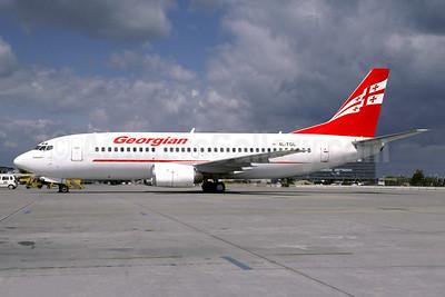 "Named ""Kakheti"", delivered on April 11, 2005"