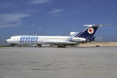 Orbi Georgian Airways Tupolev Tu-154B-2 4L-85430 (msn 80A430) CDG (Christian Volpati). Image: 954127.