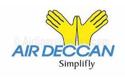 1. Air Deccan logo