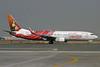 Air India Express Boeing 737-8HG WL VT-AXP (msn 36328) (woman) DXB (Jay Selman). Image: 402023.