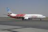 Air India Express Boeing 737-8Q8 WL VT-AXF (msn 29369) (Taj Mahal) SHJ (Paul Denton). Image: 909913