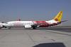 Air India Express Boeing 737-8BK VT-AXC (msn 33024) (Sitar) SHJ (Paul Denton). Image: 909910.