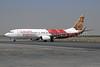 Air India Express Boeing 737-8Q8 WL VT-AXF (msn 29369) (Konark Sun Temple) SHJ (Paul Denton). Image: 909912.