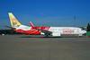 Air India Express Boeing 737-8HG WL VT-AXW (msn 36334) (Charminair) FRA (Bernhard Ross). Image: 900259.