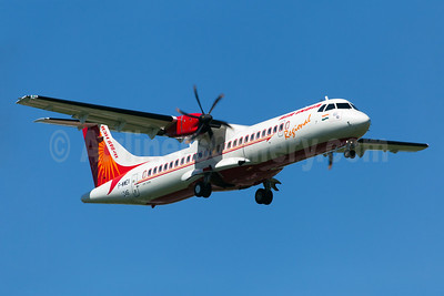 Air India Regional ATR 72-212A (ATR 72-600) F-WWEV (VT-AIU) (msn 1246) TLS (Clement Alloing). Image: 926147.