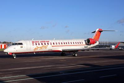 Air India Regional Bombardier CRJ700 (CL-600-2C10) VT-RJE (msn 10029) SEN (Keith Burton). Image: 936629.