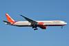 Air India Boeing 777-337 ER VT-ALU (msn 36319) JFK (Jay Selman). Image: 402407.