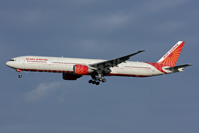 Air India Boeing 777-337 ER VT-ALL (msn 36310) LHR (SPA). Image: 928547.