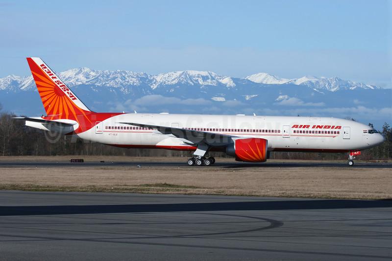 Air India Boeing 777-237 LR VT-ALE (msn 36304) PAE (Nick Dean). Image: 905947.