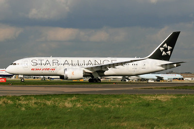Air India Boeing 787-8 Dreamliner VT-ANU (msn 36292) (Star Alliance) LHR (SPA). Image: 936910.
