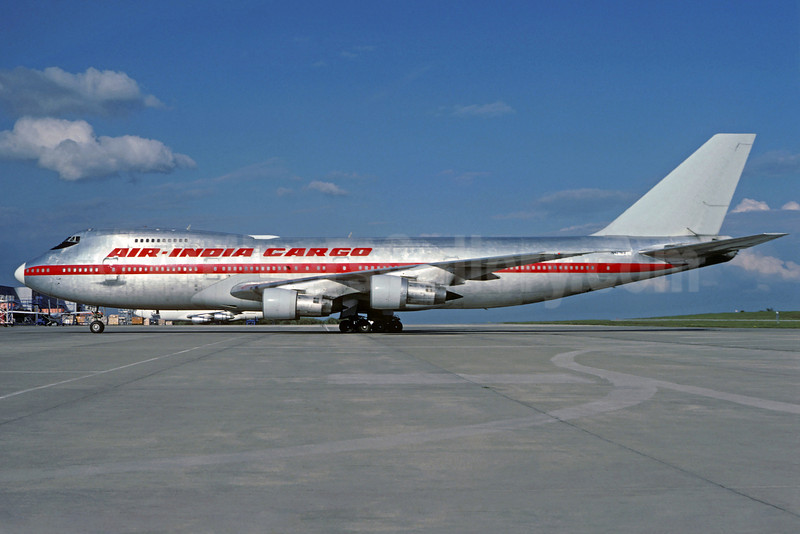 Air India Cargo (Evergreen International Airlines) Boeing 747-273C N471EV (msn 20651) CDG (Christian Volpati). Image: 912146.