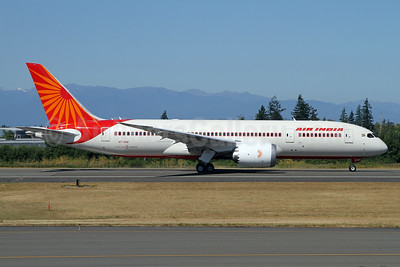 Air India Boeing 787-8 Dreamliner VT-ANZ (msn 36297) PAE (Nick Dean). Image: 938810.