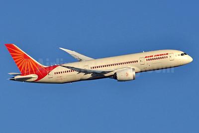 Air India Boeing 787-8 Dreamliner VT-ANJ (msn 36281) LHR (Robbie Shaw). Image: 938746.