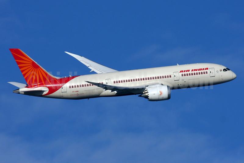 Air India Boeing 787-8 Dreamliner VT-ANN (msn 36285) LHR (SPA). Image: 925742.