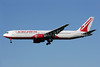 Air India (Flyglobespan) Boeing 767-319 ER G-CEFG (msn 26264) LHR (Antony J. Best). Image: 901983.