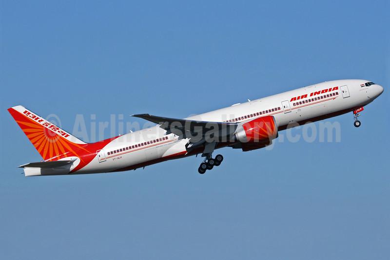 Air India Boeing 777-237 LR VT-ALH (msn 36307) PAE (Nick Dean). Image: 905948.