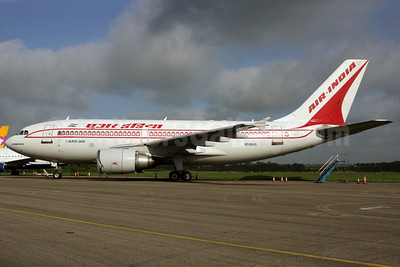 Air India Airbus A310-304 N598HS (VT-EVW) (msn 598) Kemble (Antony J. Best). Image: 902905.