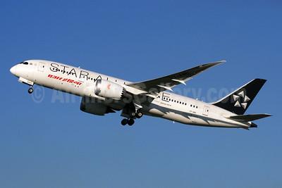 Air India Boeing 787-8 Dreamliner VT-ANU (msn 36292) (Star Alliance) LHR (SPA). Image: 928616.