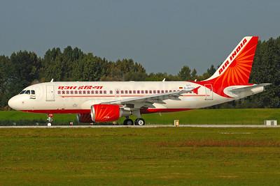Air India Airbus A319-112 D-AVYH (VT-SCG) (msn 3271) XFW (Gerd Beilfuss). Image: 900254.