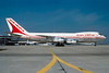 Air India Boeing 747-237B VT-EDU (msn 21182) ORY (Jacques Guillem). Image: 912709.