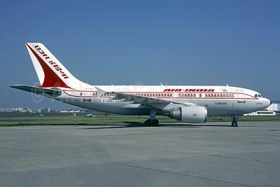 Air India Airbus A310-304 F-OHLI (VT-EVH) (msn 481) LBG (Christian Volpati). Image: 951715.