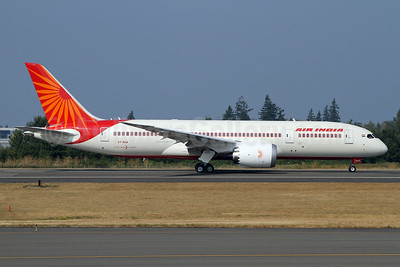 Air India Boeing 787-8 Dreamliner VT-NAA (msn 63298) PAE (Nick Dean). Image: 938970.