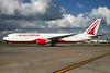 Air India (Flyglobespan) Boeing 767-319 ER G-CDPT (msn 29388) LHR (Dave Glendinning). Image: 908415.