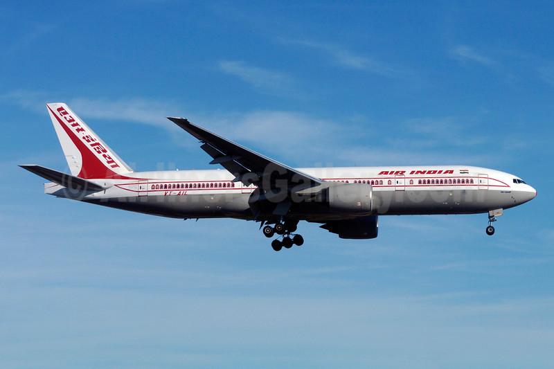 Air India Boeing 777-222 ER VT-AIL (msn 26935) YYZ (TMK Photography). Image: 900252.